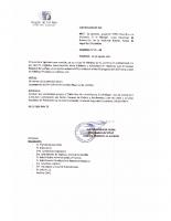 CERTIFICADO CORE 253 I.P VIF ESCOLAR