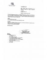 CERTIFICADO CORE 309 SISTEMA DE VIGILANCIA