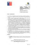 APRUEBA INSTRUCTIVO DE RENDICIÓN privados RES. EX. 653