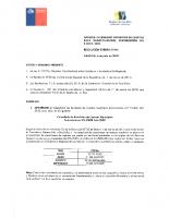 APRUEBA CALENDARIO MUNICIPALIDADES 2020