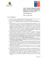 RESOLUCIÓN SUBVENCIÓN DEPORTE 2020 APRUEBA PROYECTOS ELEGIBLES